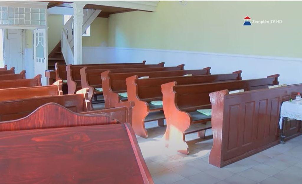Befejeződtek a felújítási munkálatok a sátoraljaújhelyi Evangélikus templomban
