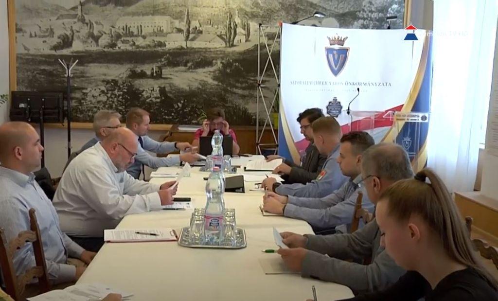 Ülésezett Sátoraljaújhely Város Képviselő-testületének Városüzemeltetési Bizottsága